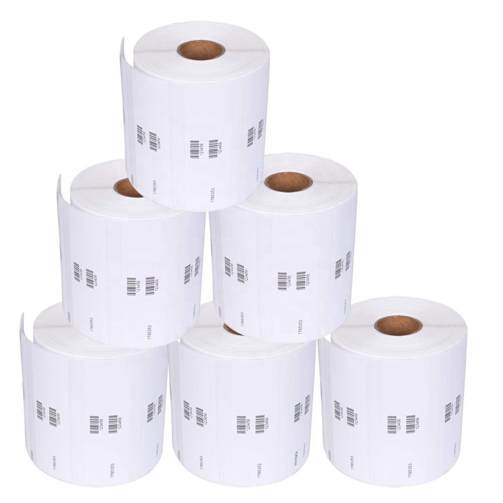"1050 Labels/Roll Compatible for Dymo 1785353 High Capacity Address Labels Multipurpose 3-1/2"" x 1-1/8""(89mm x 28mm)"