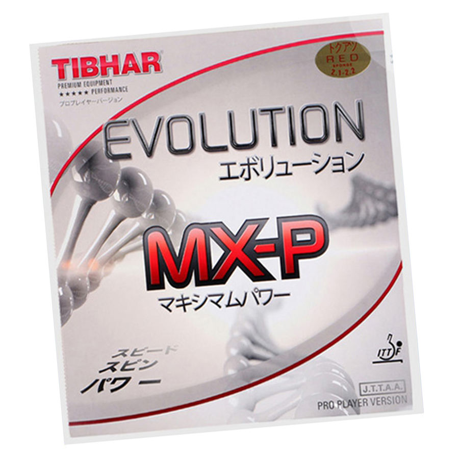 Tibhar EVOLUTIONMX-P table tennis rubber table tennis rackets fast attack loop rubber pingpong rubber