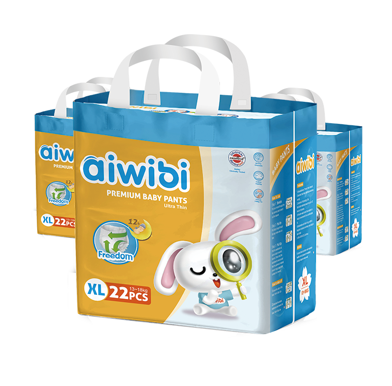 AIWINA buy online free shiping customisable mother care sensitive baby diapers item to hong kong uk poland