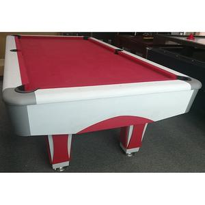Hot selling 7ft 8ft 9ft New cheap russian star billiard/pool game table from China