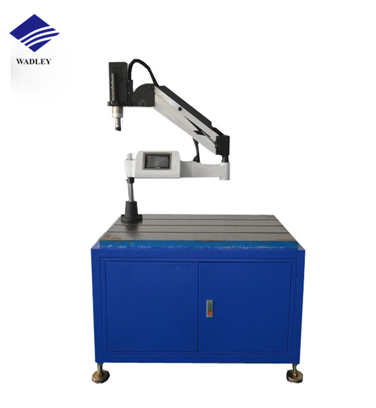 M3-M24 Auto Powerful Electric Tapping Machine Customized Long Arm Drilling Machine