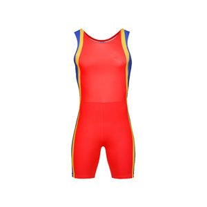 High Quality Custom Sublimation Men Training Rowing Suits