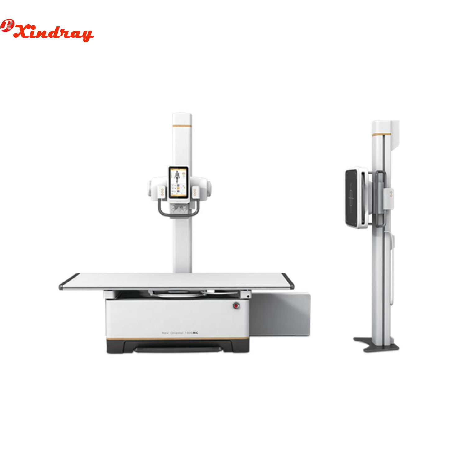 Factory Price Hospital Medical Equipment High Frequency 500mA 50kw Digital X-ray Machine