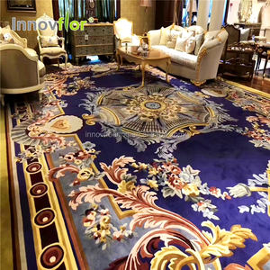 Tapis Salon Moderne Imported From China Hotel Custom Handmade Karpet Bulu Carpet Alfombra Y Tapete Textil Sales Of Carpets