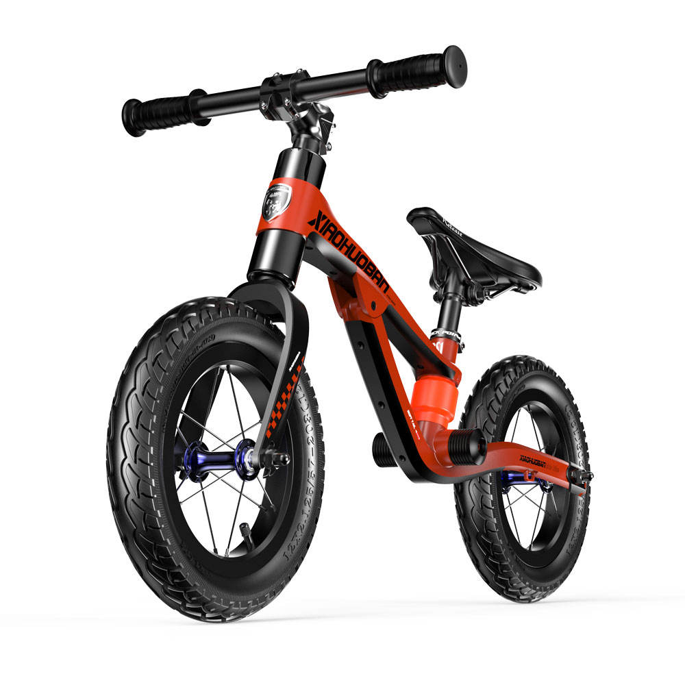 New CE 12 Inch Mini Aluminum Magnesium Carbon Kids Children Toddler No Pedal Baby Balance Bike, Balance Bike For Baby