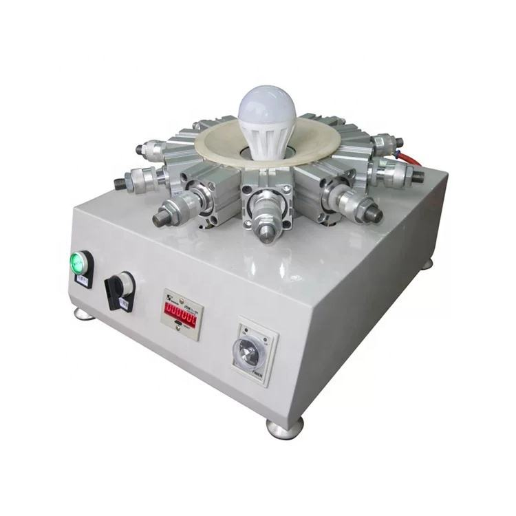 Over 10 years experience two years warranty B22 led bulb pressing machine with very competitive price