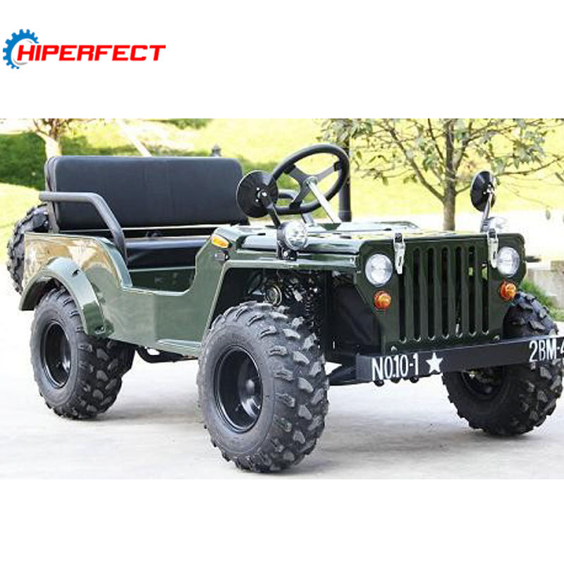 2020 New Arrival 110CC, 125cc 150cc Off Road Willys UTV Mini Jeep for Kids