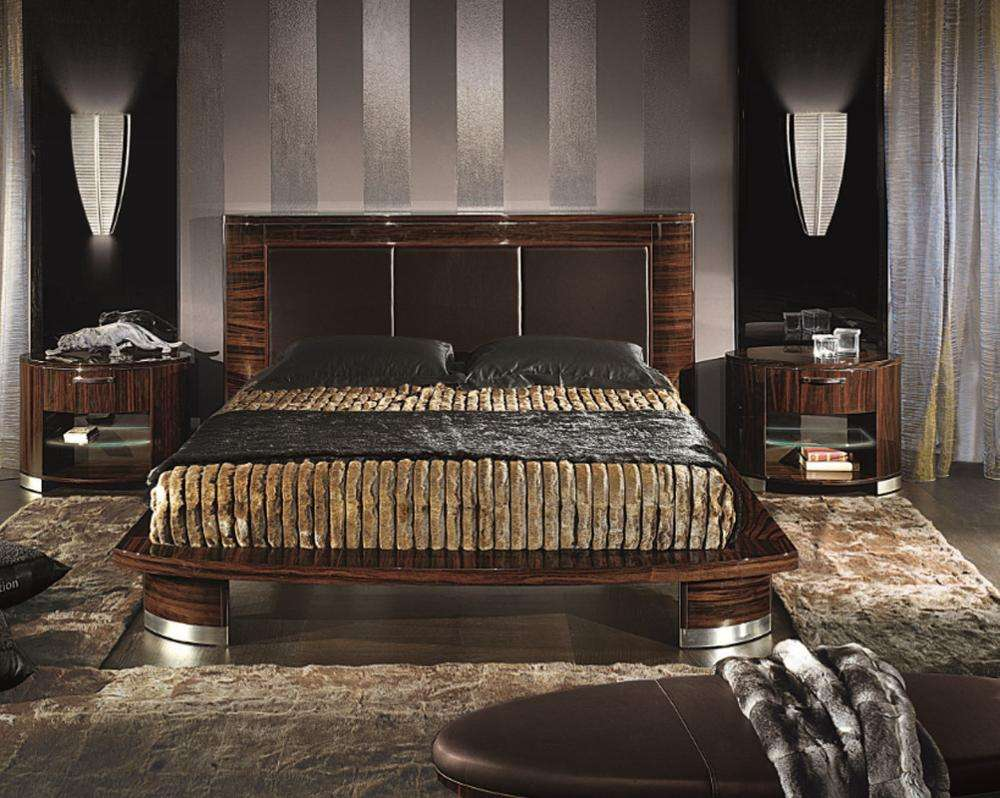 Hilton Hotel Bedroom Furniture Set for Custom Luxury Boutique 5 Star Hotel