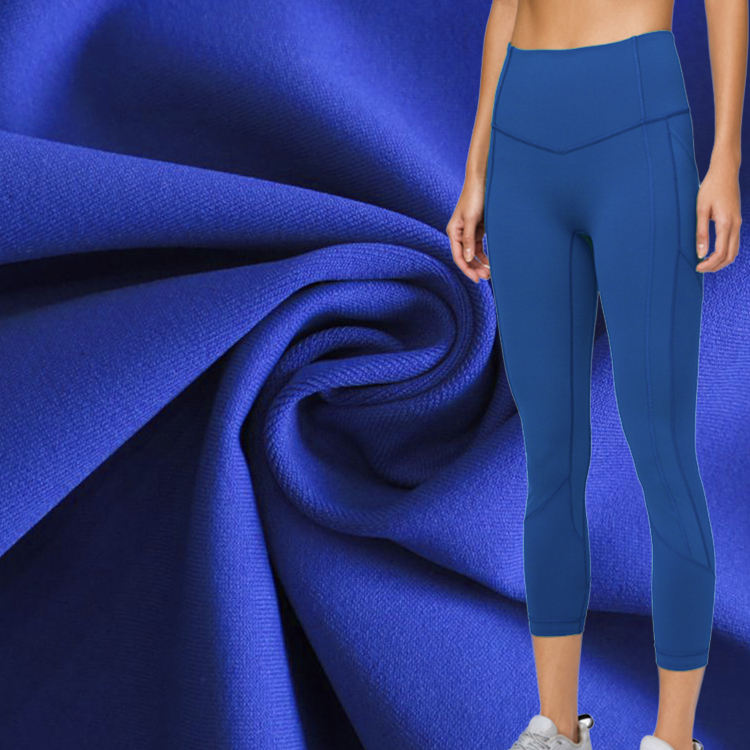 4 way stretch superfine yoga pants 73/27 polyester spandex stock lot fabric