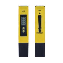 PH Meter for Water Hydroponics Digital PH Tester Pen 0.01 High Accuracy Pocket Size with 0-14 PH Measurement Range for  Drinking