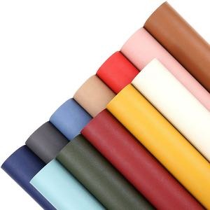 high quality thickness PU upholstery leather super suede fabric leather for shoes making