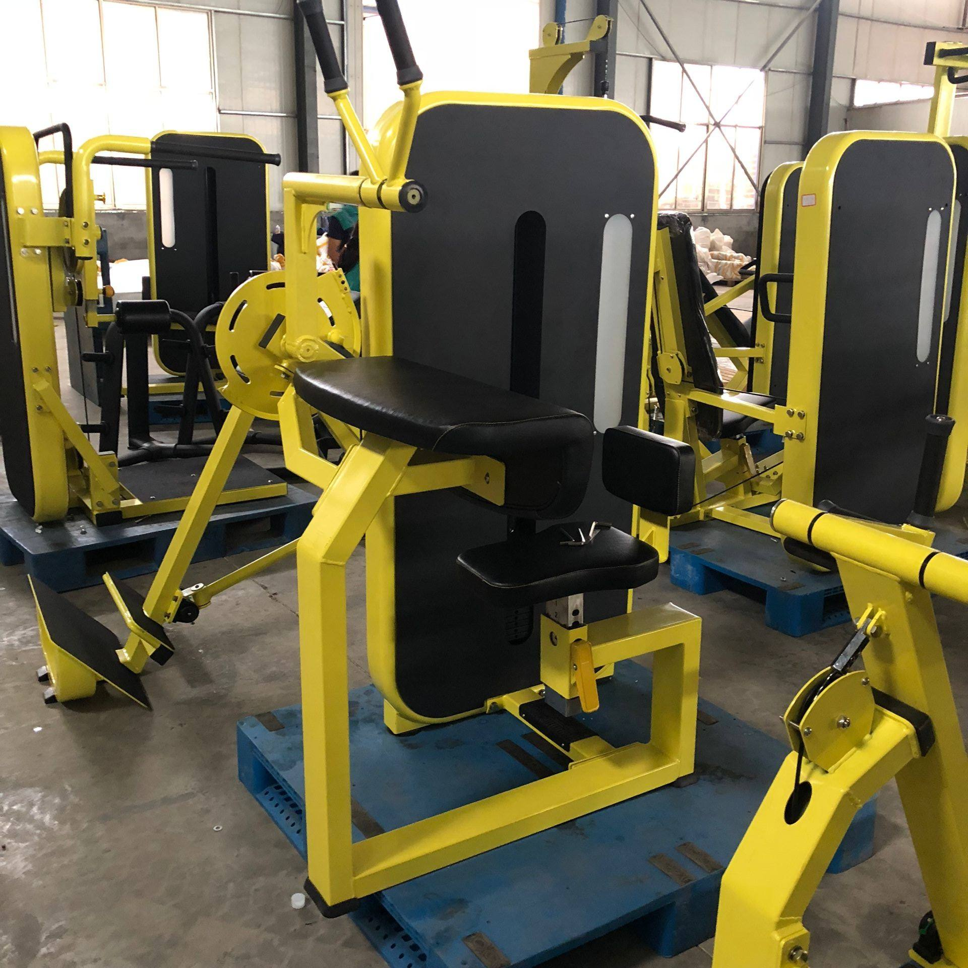 Rack [ Gym Equipment ] Equipment Functional Gym Multi Commercial Fitness Gym Equipment Fitness LZX Fitness MULTI FUNCTIONAL TRAINER