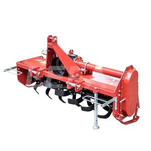 Farm machine Mi-heavy Tractor Mounted 3 point PTO Rotary Tiller cultivator