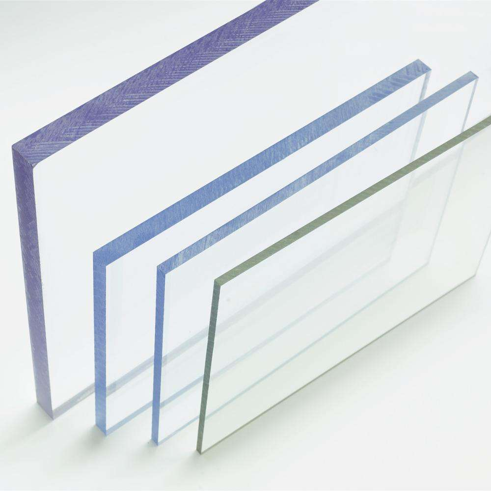 solid clear polycarbonate sheet clear polycarbonate greenhouse sheet