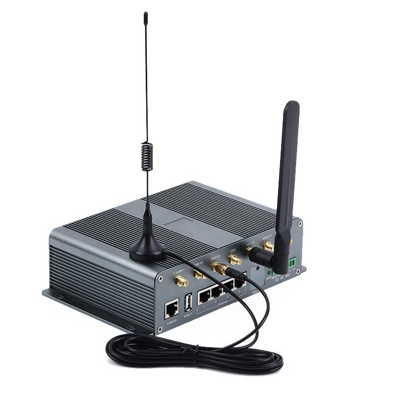 192.168.10.1 Linux <span class=keywords><strong>Bordo</strong></span> Ad Alta Velocità VPN Dual Band WiFi Gigabit Ethernet Industriale Senza Fili 3G 4G LTE Rugged Router