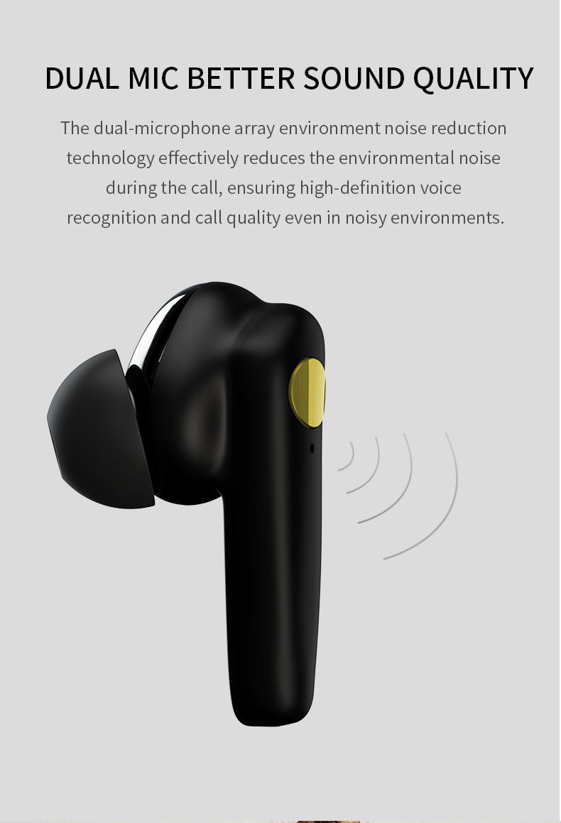 Original Manufacturer Cheap Headphone True Wireless Headset Blue tooth Wireless Earbuds In-ear TWS Pro