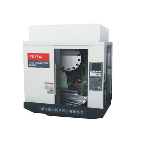 High speed and precision CNC milling machine drilling &tapping center