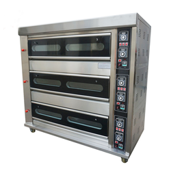 Pizza oven machine for baking oven with CE certificate