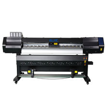 1.6m eco-solvent printer for sticker printing