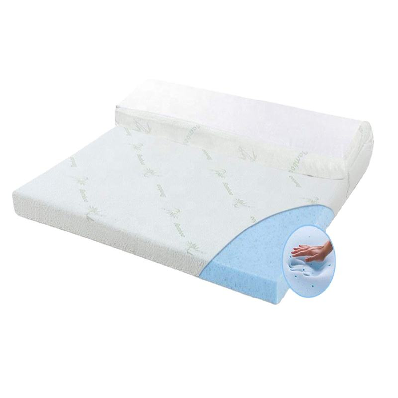 2-Inch Memory Foam Gel Cooling Air <span class=keywords><strong>Matras</strong></span> Topper Twin Druk Verlichten <span class=keywords><strong>Matras</strong></span> Pad