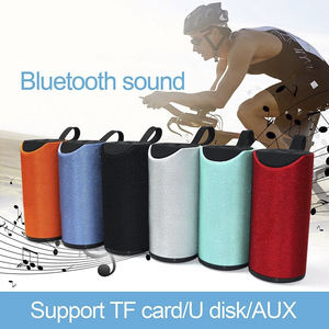 Wholesale Waterproof Mini Outdoor Dj Music Portable Wireless Blue tooth Speaker