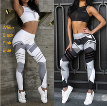 Women's gym yoga pants high waisted workout fitness sports bra and legging sets