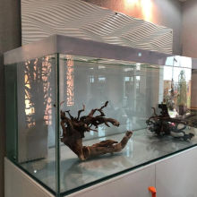 High Light Transmittance Low-iron Ultra Clear Glass Fish Tank