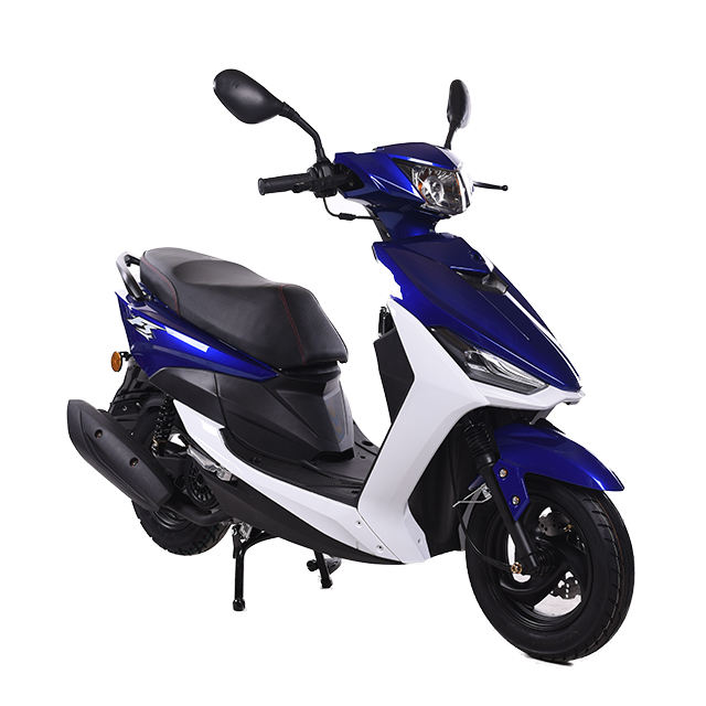 Hot sell adult 125cc 4 Stroke electric mobility Scooter Motorcycle