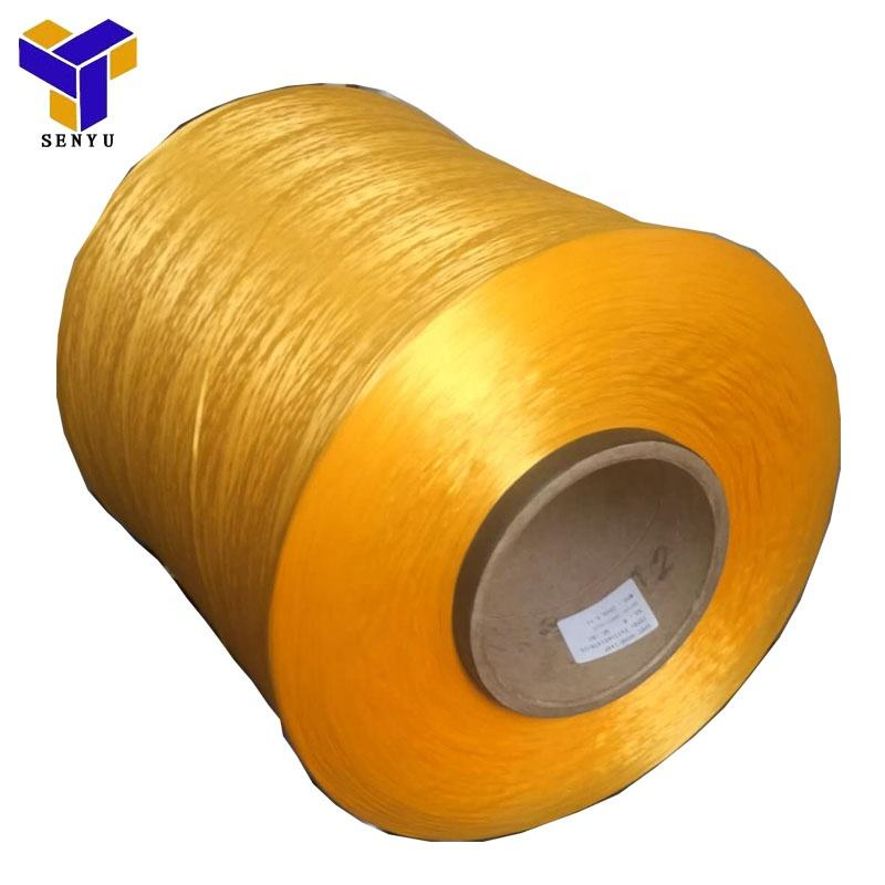 4000D high tenacity twisted pp FDY industrial yarn manufacture
