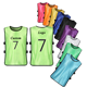 Customized Design Outdoor Sports Wear Soccer Football Training Vest Bibs