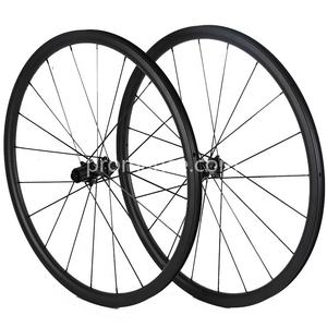 China beliebte design 25/38mm carbon rennrad räder set 700 c