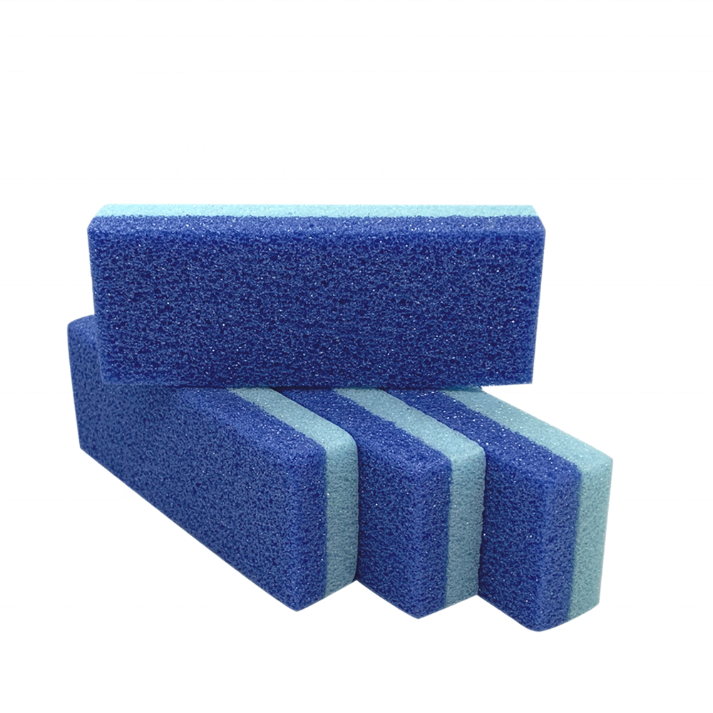 Usa warehouse 576pcs/case amazon top seller foot pumice stone dual sided callus buffing pumice bar