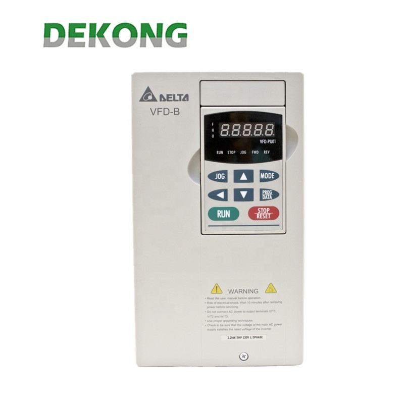VFD-B Best price inverter vfd delta suppliers