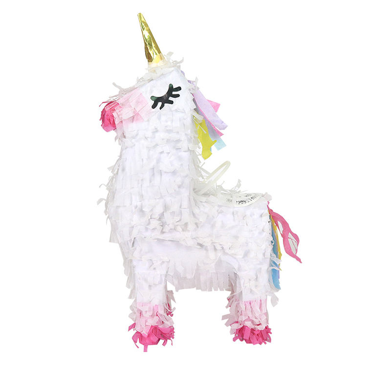 Cinco de Mayo Unicorn Birthday Party Supplies Decoration Mini Pinata
