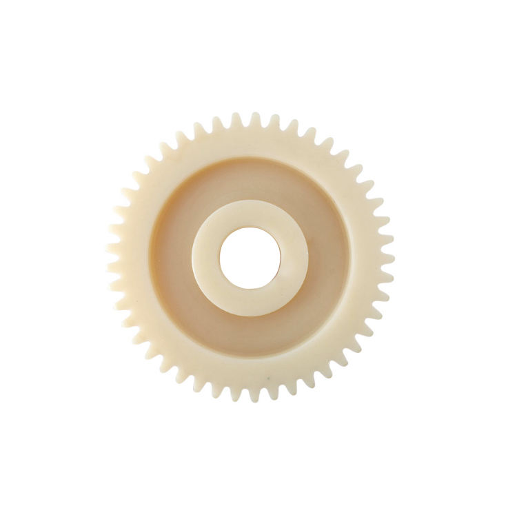 Plastics manufacturers injection molding parts small plastic pinion gear