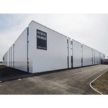 China Industrial Steel Structure Building Prefabricated Hall With Free Design