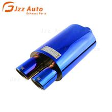 JZZ High Quality Universal Exhaust auto parts muffler pipe