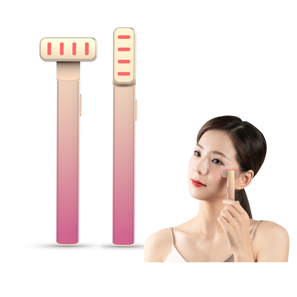 Warm Kompres Ems Led Licht Vibrerende <span class=keywords><strong>Touch</strong></span> Beauty Eye Massager Apparaat