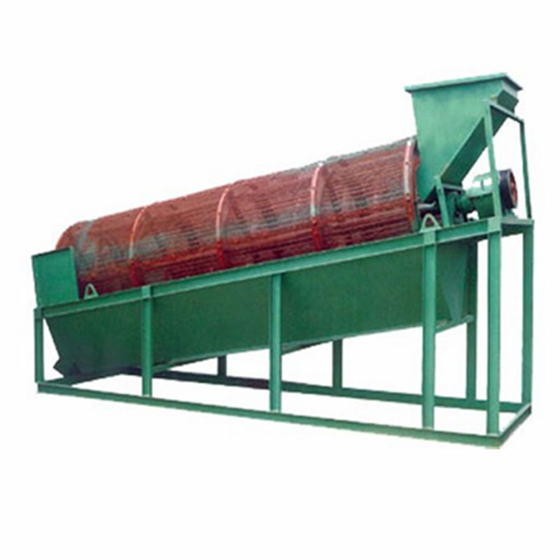 China Portable Hot sale mini gold washing trommel screen / mobile type cheap trommel