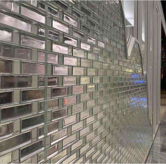art glass block solid glass blocks super white material for exterior building wall