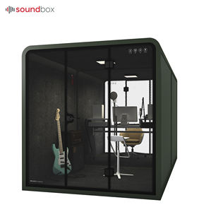 Factory price manufacturer supplier acoustic office meeting pod