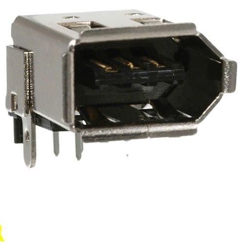 USB 1394 Socket IEEE 1394 6P Female Connector