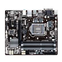 Brand New Motherboard B85M-DS3H For Gaming Desktop Intel B85 LGA 1150