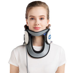 China supplier cervical traction household cervical inflatable retractor neck guard