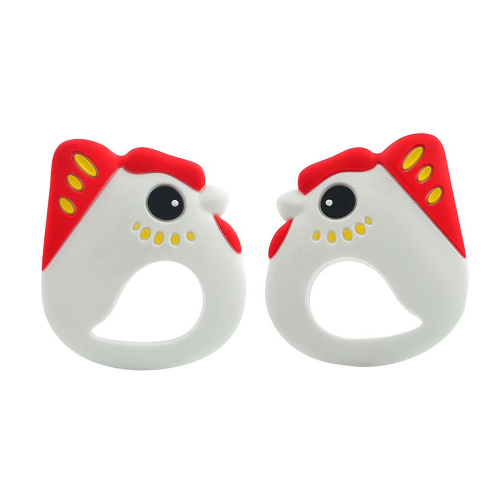 실리콘 Chook Teether