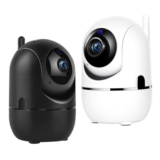 HD 1080P icloud Auto Tracking Home Security p2p mini Wireless Hidden Ip Camera with Night Vision add 32G SD Card