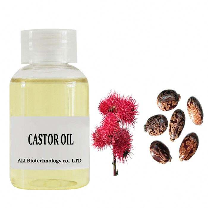 Factory Private Label Natural Castor Oil For Hair Eyelash Eye Brow Growth Extension