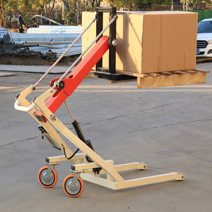 Electric Stacker Truck Pallet Lift Battery Charger Smart Forklift