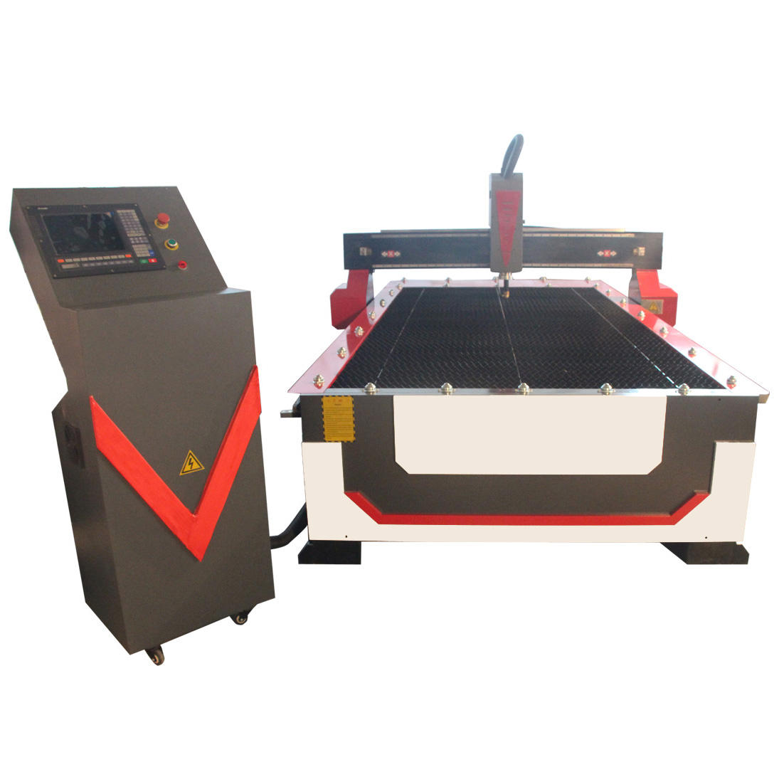 1530 CNC Plasma Cutting Machine Metal Plasma Cutter Cut 20mm 30mm Aluminum Stainless Steel Carbon Sheet