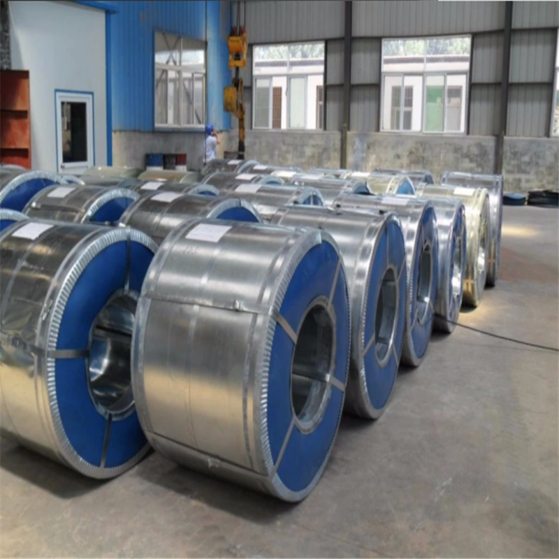 DX51D PPGI galvanized steel coil for iron roofing sheet